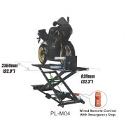 PL-M04 Motorcycle Platform Lift