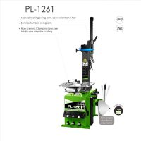 PL 1261 Wheel Clamp Tire Changer