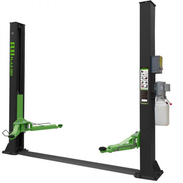PL-4.0-2DU Baseplate 2 Post Lift