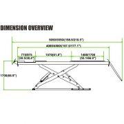 PL-D35B / PL-D40B Alignment Scissor Lift