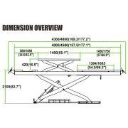 PL-D35H / PL-D45H Alignment Scissor Lift