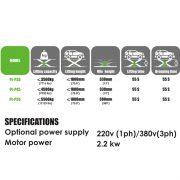 PL-P35 / PL-P45 / PL-P55 Large Mid Rise Scissor Car Lifts