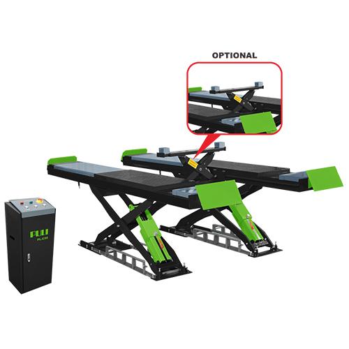 3.5 T Capacity Full-Rise Scissor Lift 3.5 T Capacity PL-C35 Wheel Alignment Scissor Lift - Scissor Lifts