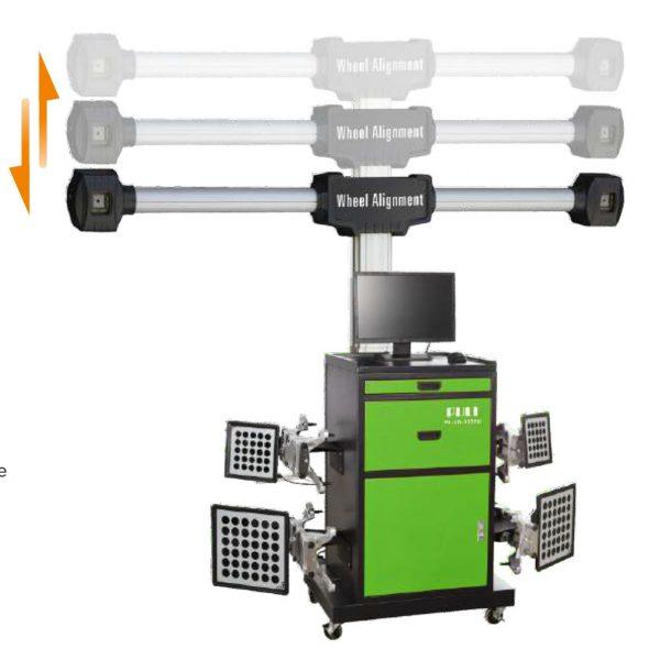 PL-3D-5555U Wheel Alignment Machine