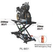 PL-M01 Motorcycle Platform Lift, Extra Long Motorcycle Lift ,ATV Lift