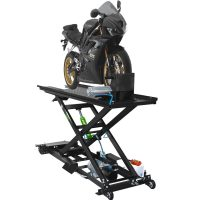 PL-M01 Motorcycle Platform Lift, Extra Long Motorcycle Lift ,ATV Lift