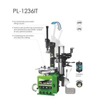 PL-1236IT Arm Wheel Clamp Tire Changer