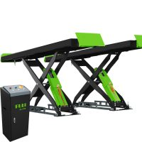 PL-P35 / PL-P45 / PL-P55 Large Mid Rise Scissor Car Lifts