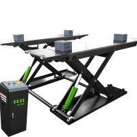 PL - Z30L Portable 6,600 Lbs. Capacity Mid Rise Scissor Car Lifts