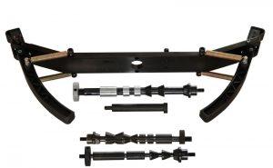 X000449 Complete motorcycle adaptor